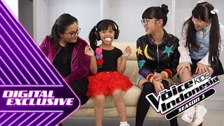 Whisper Chubby Challenge! (Mimin Inside!) | PLAYTIME #3 | The Voice Kids Indonesia S3 GTV 2018
