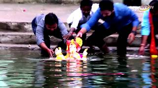 Bappa Visarjan SSV TV Whatsapp Status For All Anchor Nitin Kattimani And SSV TV Staff