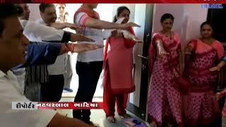 Damnagar : Guidance Given By Malanutrition In Narola Pri.School