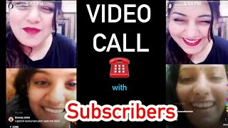 Video Calling my Followers on InstaGram | JSuper k    (video id -  371d90977e36c1)