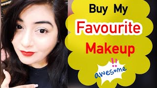New Affordable Makeup | High End Makeup Dupes in India | My InstaGram Store | JSuper kaur
