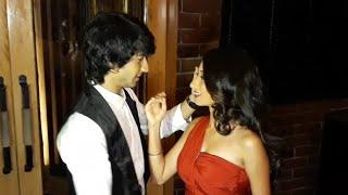 Shantanu Maheshwari & Vrushika Mehta Hot Romance - Onlocation Music Video Shoot