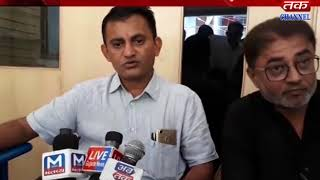 Dhoraji : Representative Of Congresh Turk The  Surprise Visit Of Dhoraji