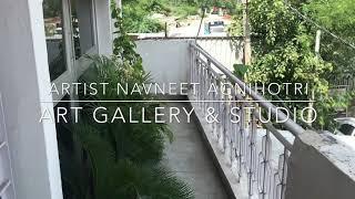 Navneet Agnihotri Art Gallery & Studio | Shirdi Sai Baba Artist