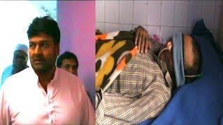 Ayub Khan Helps A Cancer Patient In Bibi Amena Hospital | @ SACH NEWS |