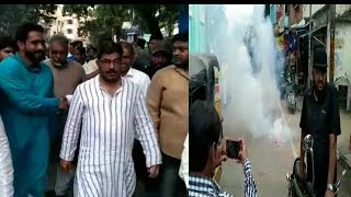 AIMIM Election Campaign In Nampally | Jaffar Hussain Mehraj Does Campaign |