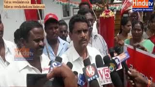 Telangana rythanga sayudha porata  varshikothsavam//HINDUTV LIVE//
