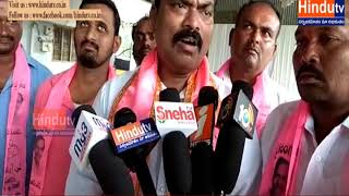 choppadandi  mandal  TRS cell rashtra adhyakshudu speech in villakarla samavesham//HINDUTV LIVE//