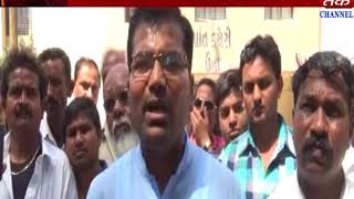 Gir-Somnath : Villagers Of Delvada Was Closeted Against  Atrocities