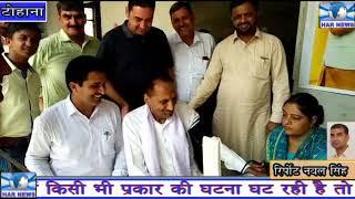नरेंद्र मोदी के जन्मदिवस पर निशुल्क स्वास्थ्य जांच कैंप का आयोजन