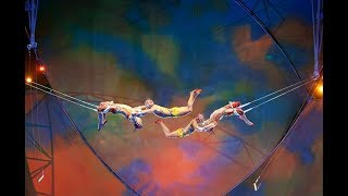 Circus Flying trapeze in Delhi | Best Circus Show Video