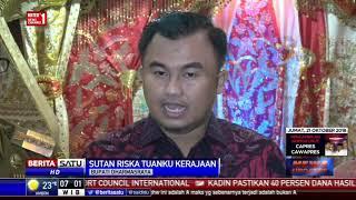 10 Kepala Daerah Sumatera Barat Deklarasi Mendukung Jokowi-Ma'ruf Amin