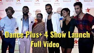 Shakti Mohan Exclusive Interview - Dance Plus+ 4 Show Launch - Star