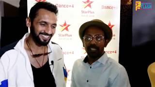 Dharmesh Yelande & Punit Pathak Exclusive Interview - Dance Plus+4 Show Launch - Star Plus