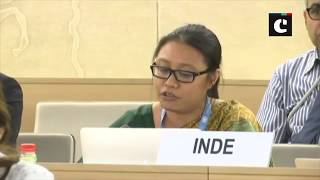 India slams Pakistan at UNHRC for sponsoring terrorism in J&K