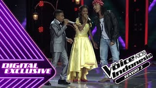 Keren! Beatboxing Bareng Coach Kaka | Coach Duet #10 | The Voice Kids Indonesia Season 3 GTV 2018