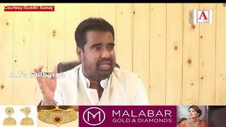 Gulbarga Me 187 Crore Ke Developments Huwe : Mayor Sharan kumar Modi A.Tv News 18-9-2018