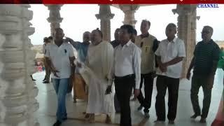Upleta : Honourable Lalbapu At Khodaldham