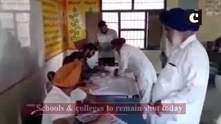Punjab panchayat, zila parishad polls begin