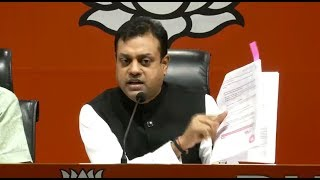 Congress and corruption has become synonymous : Dr. Sambit Patra