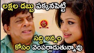 లక్షల డబ్బు పక్కనపెట్టి సద్ది అన్నం కోసం వెంపర్లాడుతున్నావు - 2018 Telugu Movies - anando Brahma 2