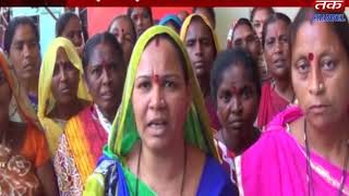 Keshod : Nagar palika Labor On Fast Strike About Cleanliness