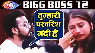 Aapki Parvarish Gandi Hai, Sreesanth Makes Pathan Sisters Cry | Bigg Boss 12 Latest Update