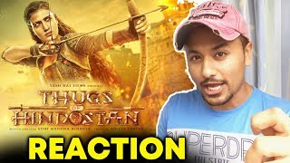 Thugs Of Hindostan | Fatima Sana Sheikh As Zafira | REVIEW | REACTION | 5/5 Stars