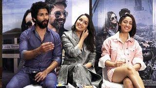 Batti Gul Meter Chalu | Exclusive Interview | Shahid Kapoor, Shraddha Kapoor & Yami Gautam