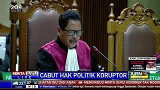 Dialog: Cabut Hak Politik Koruptor #1