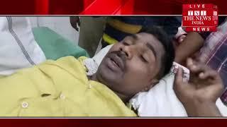 [ Jaunpur ] जौनपुर में पुलिस और बदमाशों के बीच मुठभेड़, सिपाही को लगी गोली