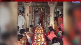 Limbadi : 50th Swagarohan Tithi Celebrated By Premsuri Mharaj By Jain Alart Group