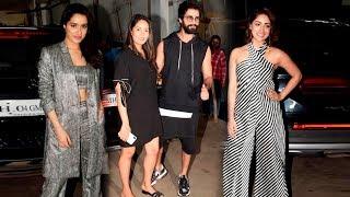 Batti Gul Meter Chalu Special Screening | Shahid Kapoor, Mira Rajput, Shraddha Kapoor, Yami Gautam