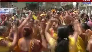 Keshod : Shree bhagvat Saptah Organized At Devaninagar