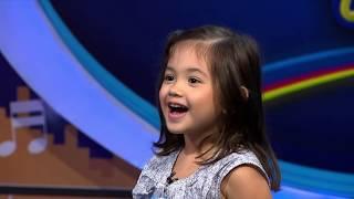 Kok Junior ini dapat Golden Ticket dari Daniel? - Indonesian Idol Junior 2018
