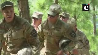 Himalayan foothills witness India-US joint military exercise 'Yudh Abhyas'