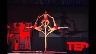 Incredible Mallakhamb | Performance | TedxNitteDu | Tedx Talk |