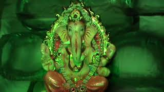 Ganesh Decoration By Nilesh Satarkar Family From Ponda