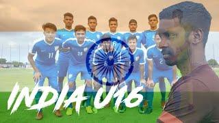 India U16 - Know Your Future Stars