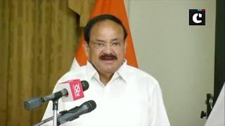 "Venkaiah Naidu praises Indian community for "":promoting Indian values' in Romania"