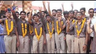 HSC 12Th Results Declared | Dholkiya School video - id