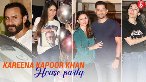 Kareena Kapoor Rings In Her Birthday With Family!