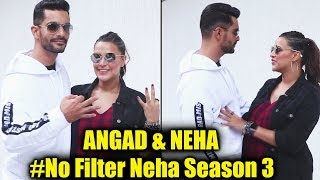 Neha Dhupia And Angad Bedi Spotted In Romantic Mood | #No Filter Neha Season 3