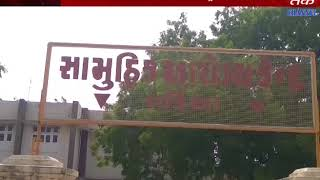 Vadiya : Truck laden truck driver dies at a parking lot near Charan Sadhia