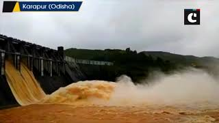 Cyclone Daye: Heavy rains cause waterlogging in several parts of Odisha