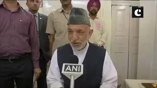 Afghanistan's ex-prez Karzai visits Jallianwala Bagh