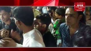 [ Bulandshahr ] बुलंदशहर में मोहर्रम की नौंवी तारीख को मेहंदी निकाली गई / THE NEWS INDIA