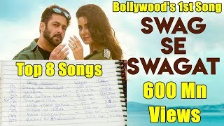 Swag Se Swagat Creates History Becomes 1st Song To Cross 600 Million I Top 8 Songs List