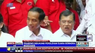 Pilpres Keempat Prabowo Subianto