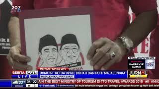 Majalengka dan Bekasi Deklarasi Dukung Jokowi